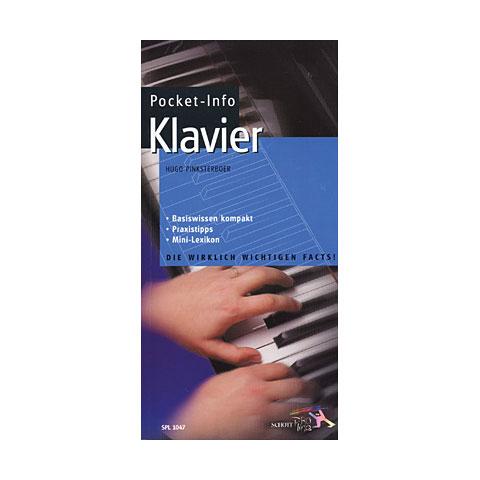 Schott Pocket-Info Klavier