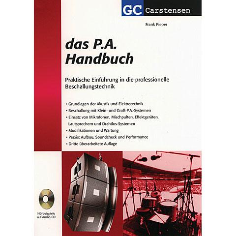 Carstensen Das PA Handbuch