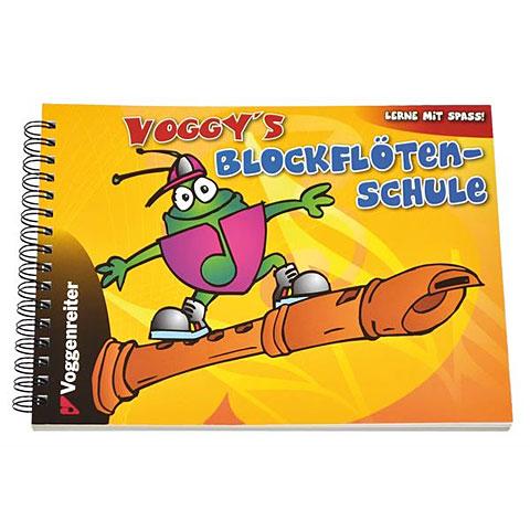 Voggenreiter Voggy's Blockflötenschule Bd.1