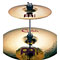 Perchette cymbale Meinl MC-CYS (2)