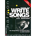 Solfège Voggenreiter How to write Songs on Guitar