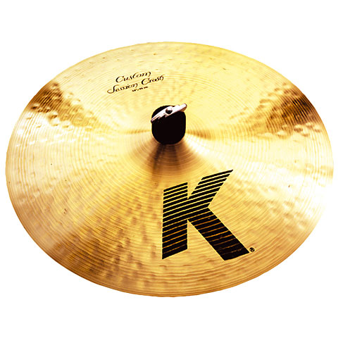 Zildjian K Custom 16  Session Crash