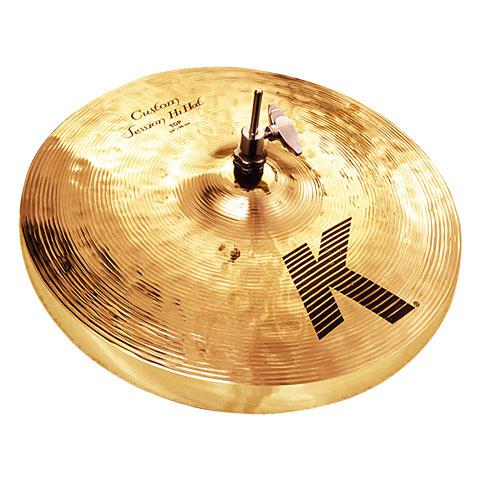 Zildjian K Custom 14  Session HiHat