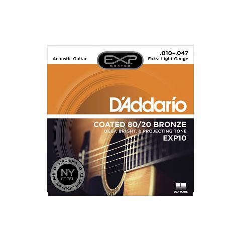 D'Addario EXP10 .010-047