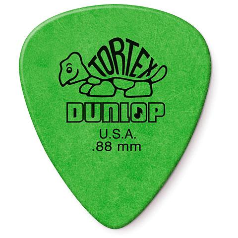 Dunlop Tortex Standard 0,88mm (12Stck)