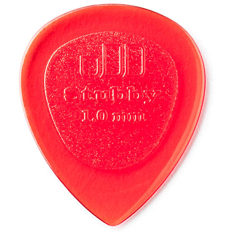Dunlop StubbyJazz 1,00mm (6Stck)