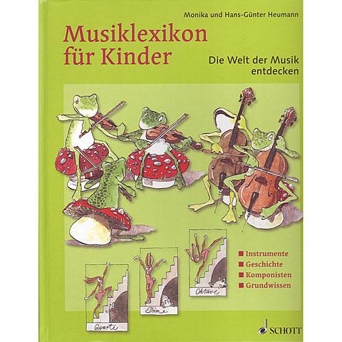 Schott Musiklexikon für Kinder