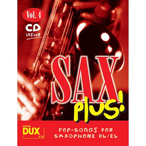 Dux Sax Plus! Vol.4