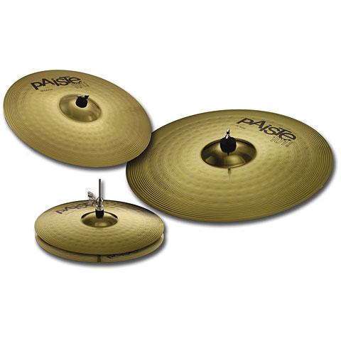 Paiste 101 Brass Universal Set 14HH/16C/20R