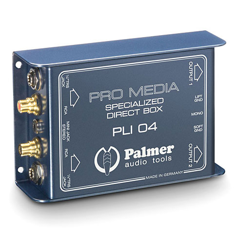 Palmer PLI 04, 2-Kanal