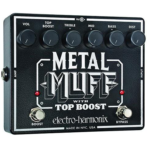 Electro Harmonix XO Metal Muff Top Boost