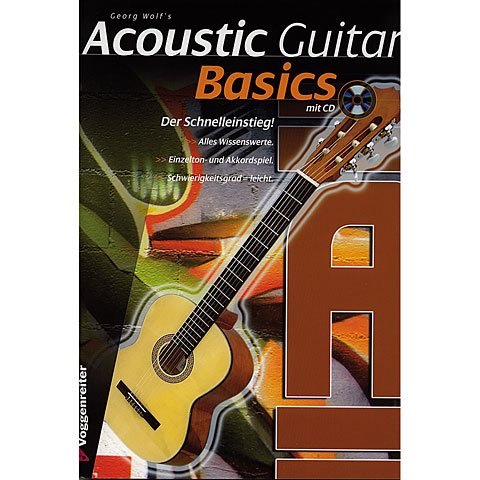Voggenreiter Acoustic Guitar Basics