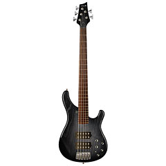 Sandberg Basic Ken Taylor 5-String Blackburst 2PH « Basse électrique