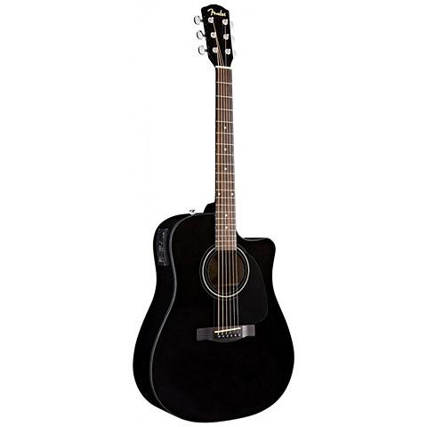 Fender CD-60CE BK