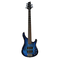 Sandberg Basic Ken Taylor 5-String Blueburst 2PH « Basse électrique