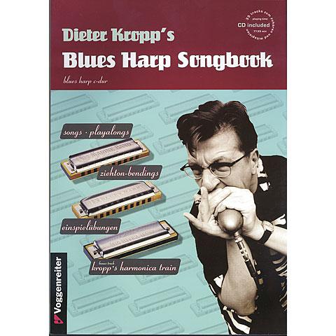 Voggenreiter Kropp´s Blues Harp Songbook