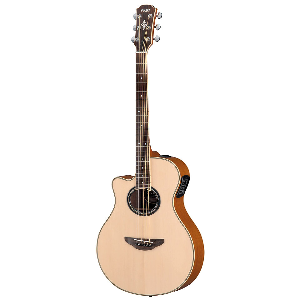 yamaha apx700iil nt guitare acoustique gaucher. Black Bedroom Furniture Sets. Home Design Ideas