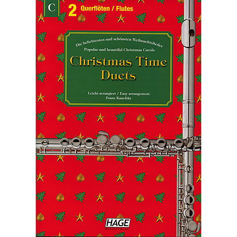 Hage Christmas Time Duets