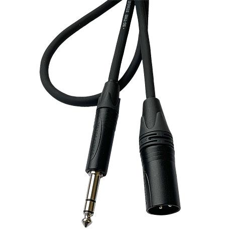 AudioTeknik GSM 3m schwarz