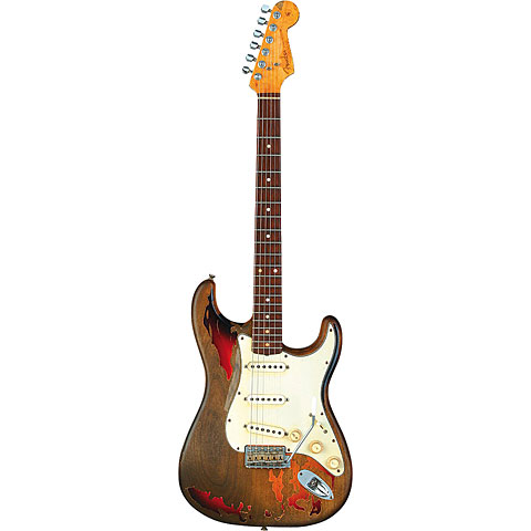 Fender Rory Gallagher Stratocaster, Ex-Sunburst