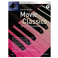 Recueil de Partitions Schott Schott Piano Lounge Movie Classics