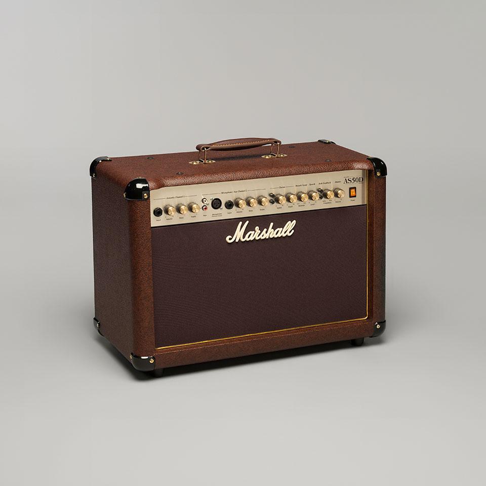 marshall as50d ampli guitare acoustique. Black Bedroom Furniture Sets. Home Design Ideas
