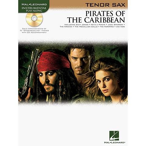 Hal Leonard Pirates of the Caribbean for Tenor-Sax