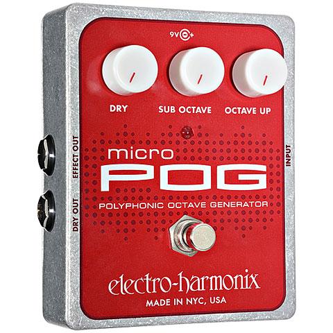 Electro Harmonix Micro POG Polyphon Octaver