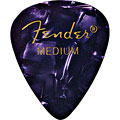 Médiators Fender 351 Purple Moto, thin (12 Stk.)