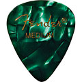 Médiators Fender 351 Green Moto, medium (12 Stk.)