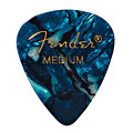 Fender 351 Ocean Turq., medium (12 Stk.) « Médiators