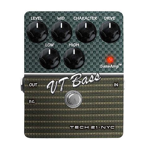 Tech 21 VT Bass V2