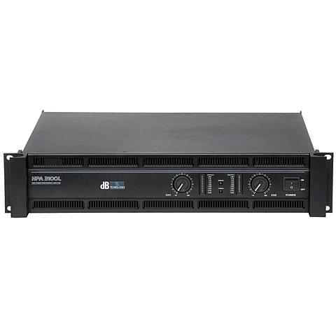 dB Technologies HPA 3100L